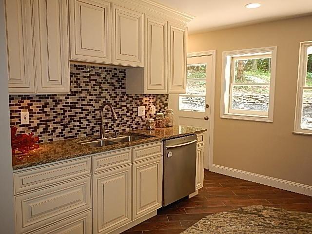 Tile Backsplash In The Kitchen