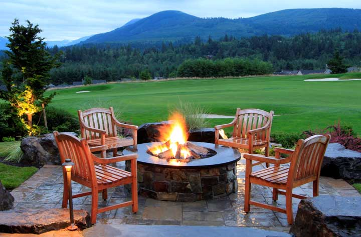Superbe 5 Fire Pit Designs Trending In The Pacific Northwest