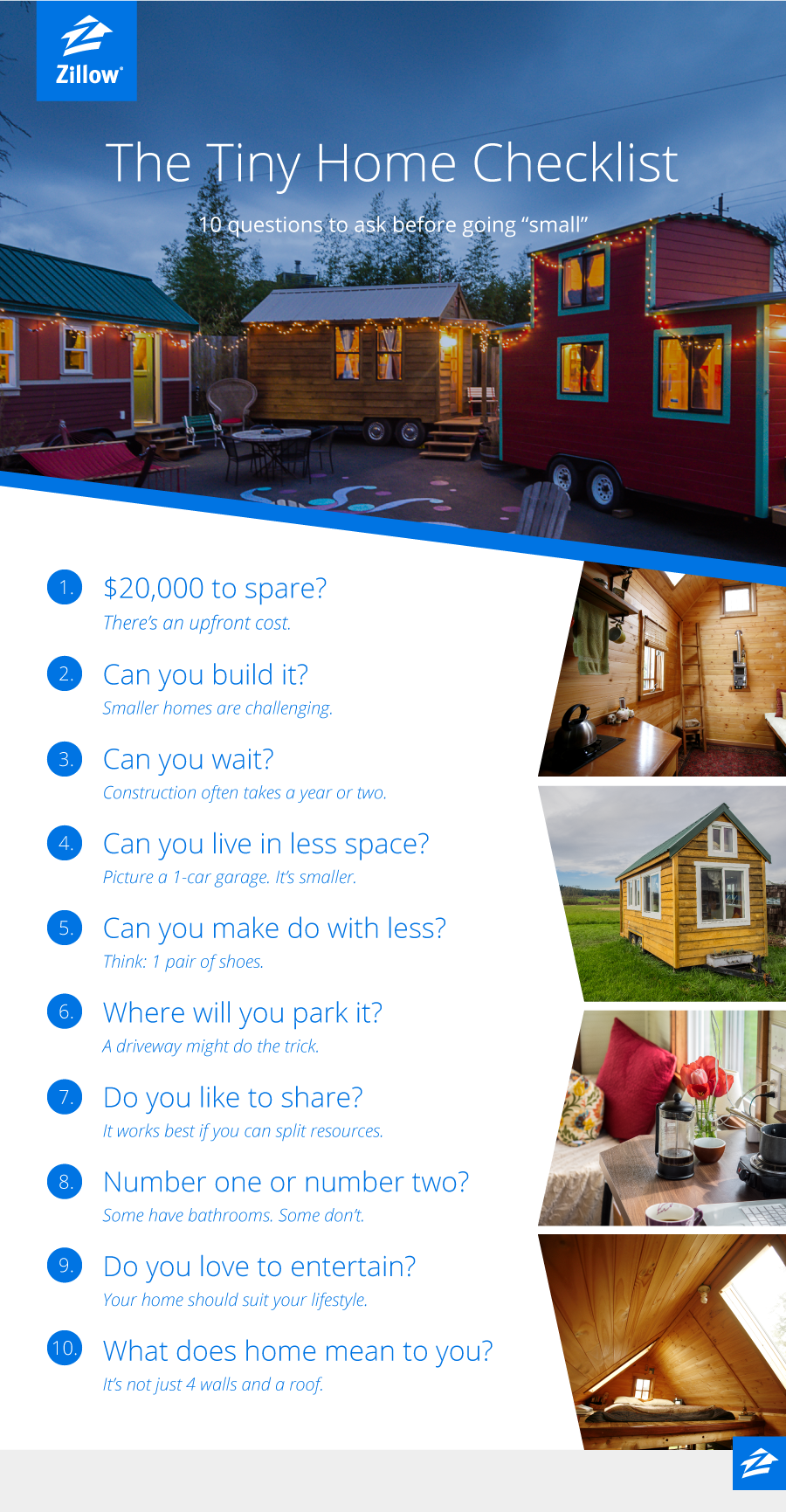 10 questions to ask before choosing a tiny home build realty for Questions to ask when building a home