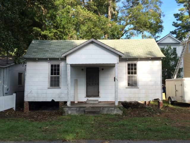 Before After Low Country Cottage Renovation Build Realty