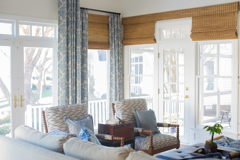 Drawing Design Inspiration From Interior Designer Barclay Buteras Coastal Homes The Homeowner Requested Rooms Filled With Soothing Shades Of Blue And